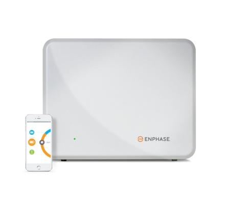 Enphase AC Battery Storage
