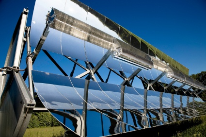 Concentrated Solar Panels
