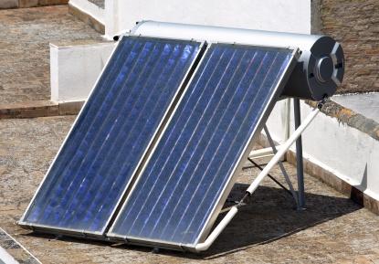 Roof top Passive Solar Unit