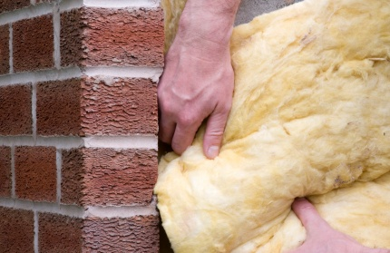 Insulation helps save energy