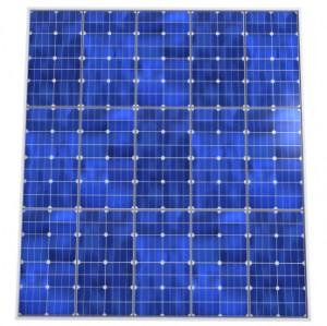 Solar Panel Blue